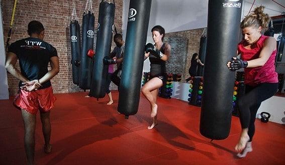 Work-Train-Fight-Kickboxing